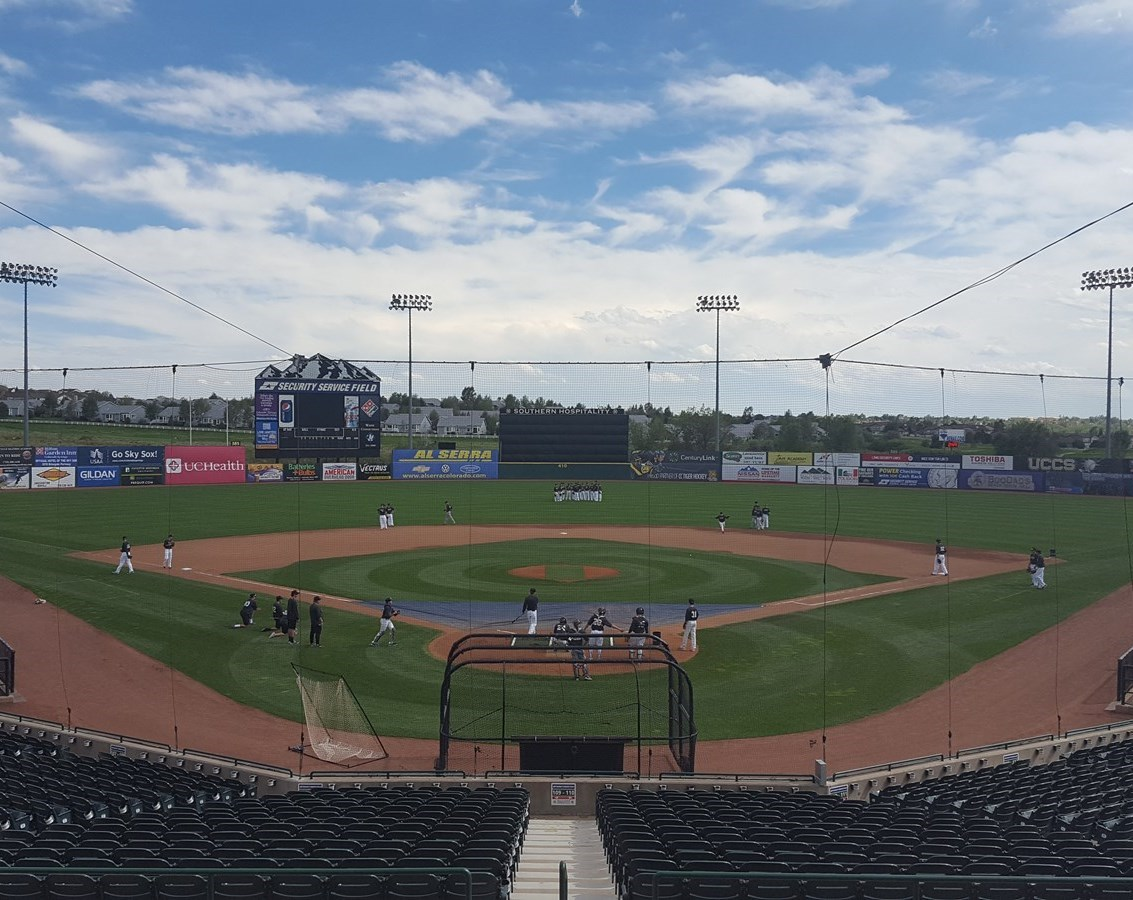 Tickets On Sale Now For Air Force Baseball Game At Security Service